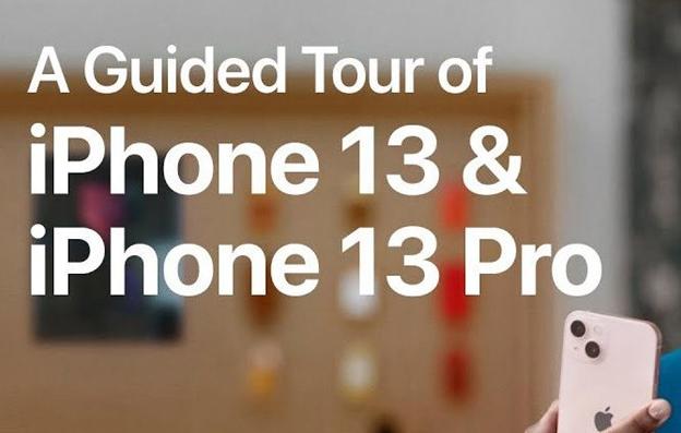 Vídeo da Apple traz tour imersivo