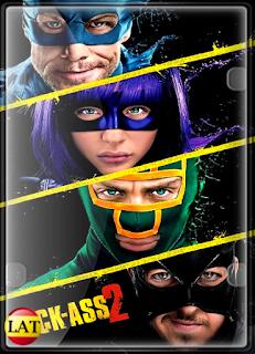Kick-Ass 2 (2013) DVDRIP LATINO