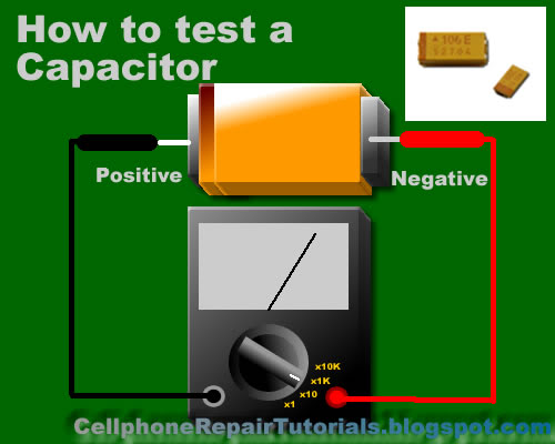 Electrolytic Capacitor Polarity How To Figure It Out Using Manual Guide