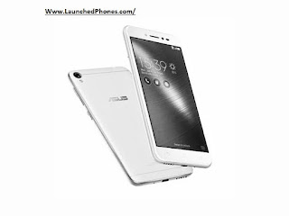 is launched alongside the calorie-free operating organization of the Google Asus Android Go telephone is launched