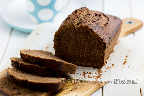 Chocolate Pound Cake02