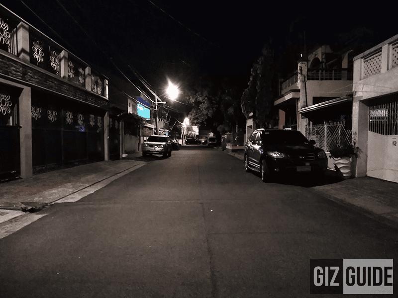 Lowlight snap