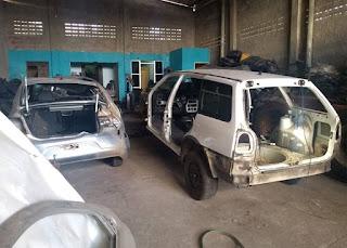 Polícia fecha ponto de desmanche de carros roubados na Capital