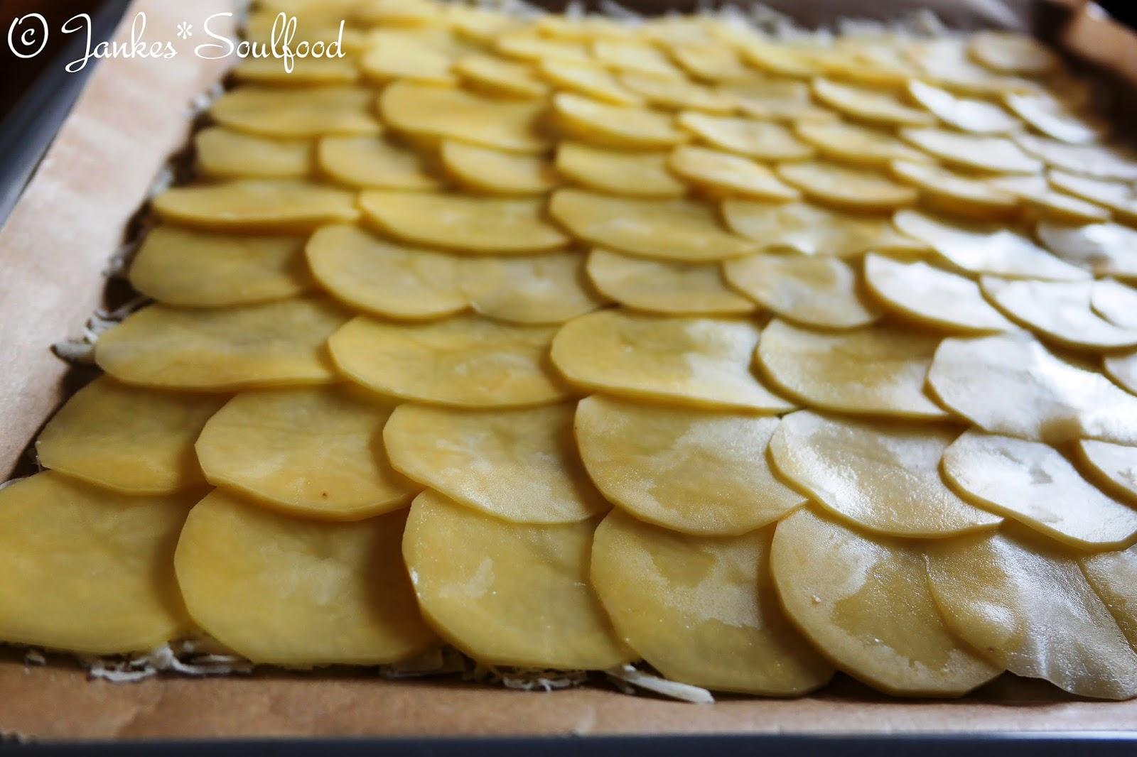 Kartoffel-Rolle