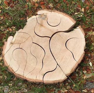 co zrobić z drewna dla dzieci