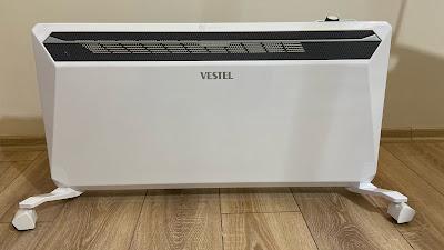 Vestel K500 Elektrikli Soba