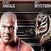 Kurt Angle vs. Rey Mysterio irá ocorrer na UR Fight