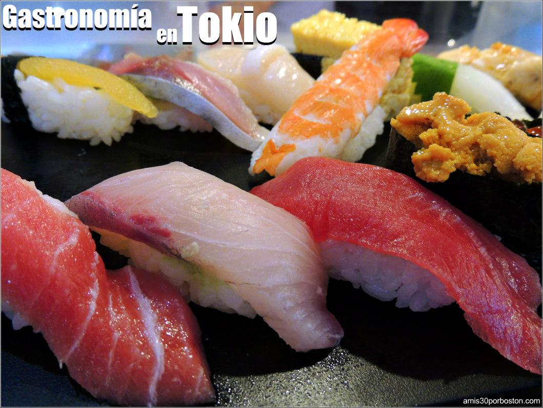 Ruta Gastronómica por Tokio