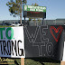 Thousand Oaks High School demonstrates a Peaceful Protest against Westboro Baptist Church | February 11, 2019