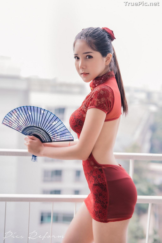 Image Thailand Model - Phitchamol Srijantanet - Concept: Tian Mi Mi - TruePic.net - Picture-1