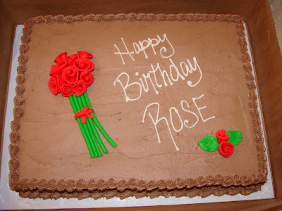 Happy Birthday Rose Cake Images Www Picturesso Com