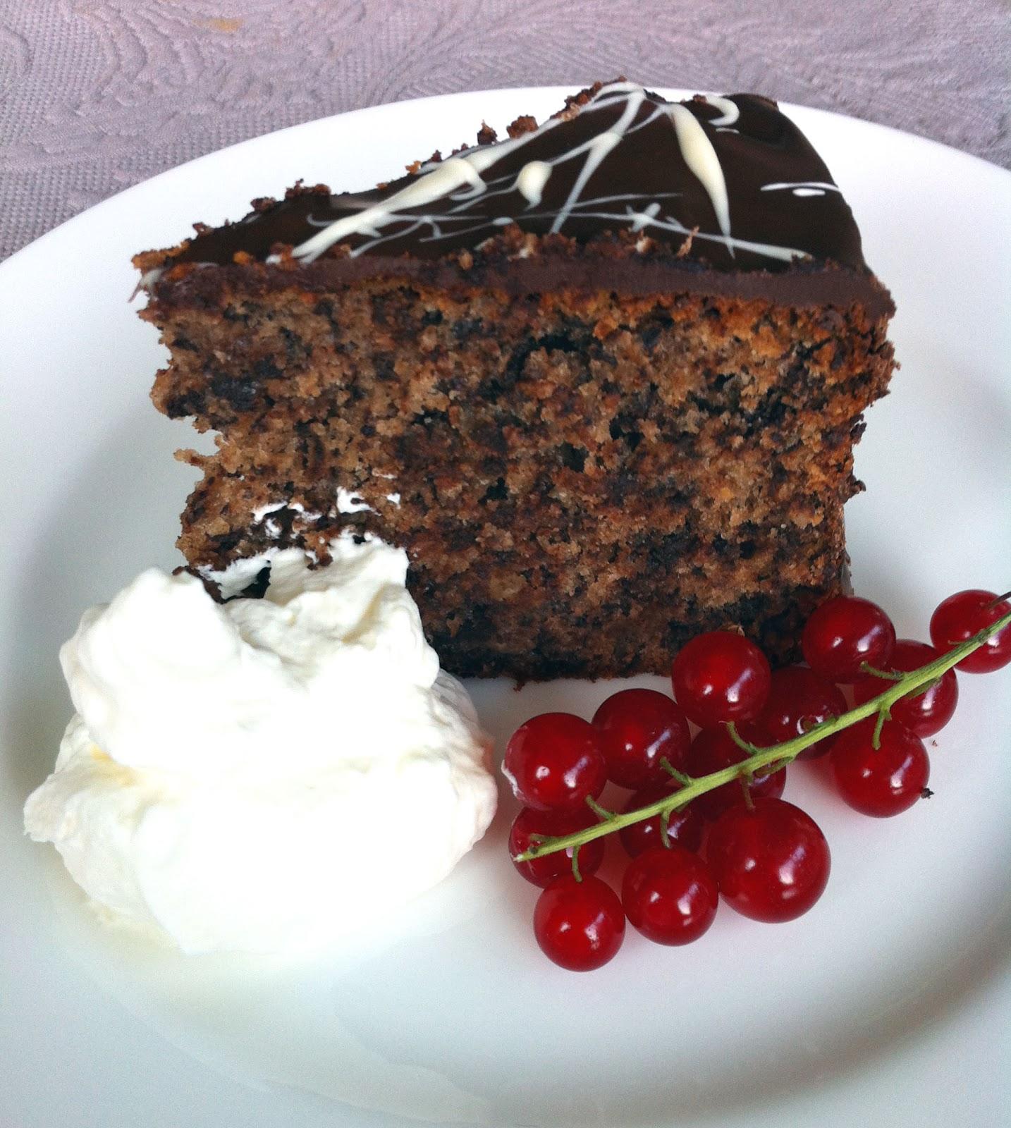 Cuisiner Bien Schoko Nuss Kuchen