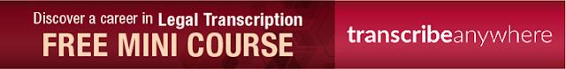Free Legal Transcription Mini-Course