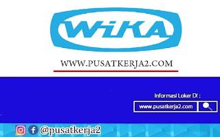 Lowongan Kerja BUMN PT Wijaya Karya (Persero) November 2020
