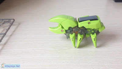 Solar Toy Robot insect