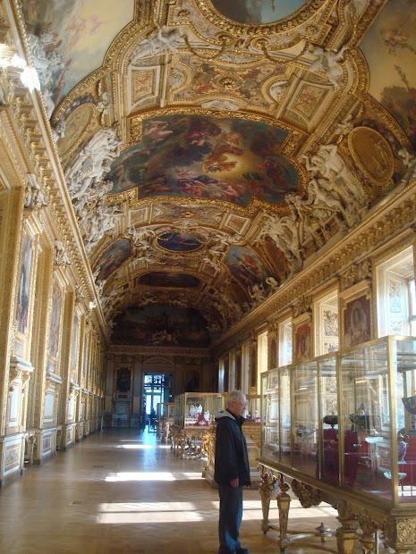 Emy Travels 2015.05.07 Louvre Museum Paris France