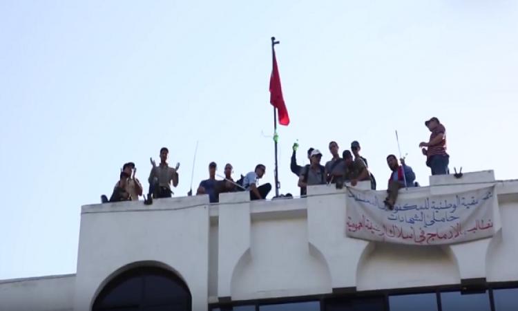 """وزارة الحقاوي: """"اقتحام المكفوفين لمقر ملحقة الأسرة والتضامن سلوك غير مبرر"""""""