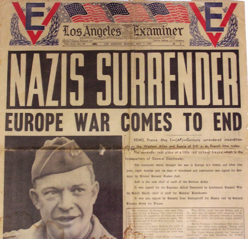 Why Did the Allies win the World War II