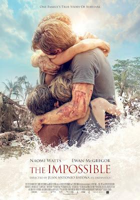 The Impossible 2012 Dual Audio Hindi 720p BluRay 850mb