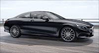 Đánh giá xe Mercedes S400 4MATIC Coupe 2018 tại Mercedes Trường Chinh