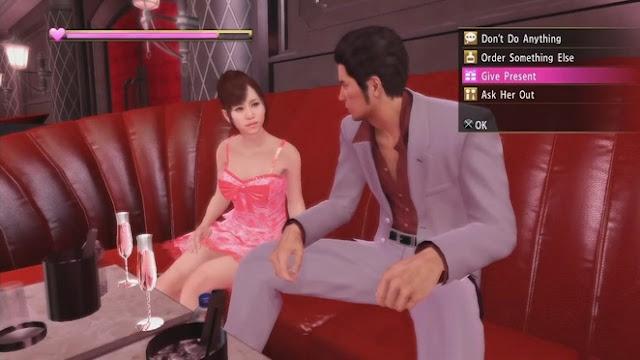 yakuza game cabaret