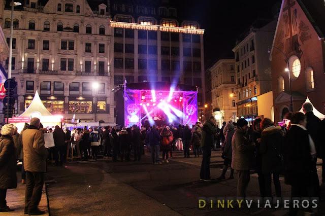 Fin de año en Viena. Silvesterpfad