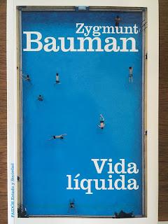 """""""Vida líquida"""" de Zygmunt Bauman"""
