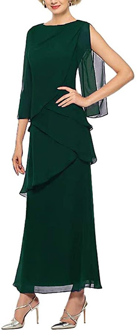 Best Green Mother of The Bride Dresses