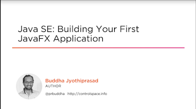 Best Pluralsight course to learn Java FX
