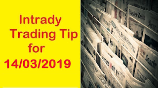 Investing Guide | Indian Stock Market Intraday Trading Tips for Tuesday - 13/03/2019
