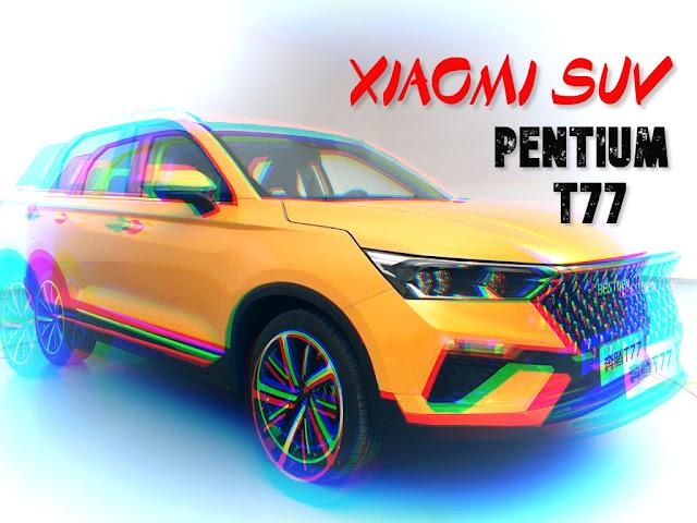 SUV COCHE XIAOMI T77
