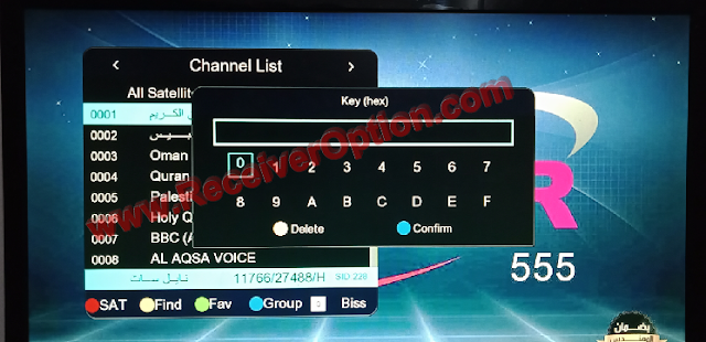 CAESAR 555 1506TV 512 4M NEW SOFTWARE WITH ECAST & DIRECT BISS KEY ADD OPTION