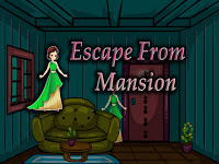 Top10NewGames - Escape From Mansion