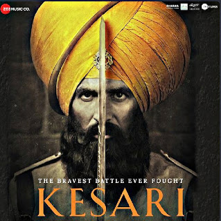 Lyrics of Teri Mitti (from Kesari) - B Praak