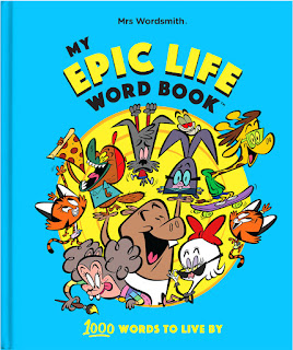 My Epic Life Word Book: 1000 Words to Live By