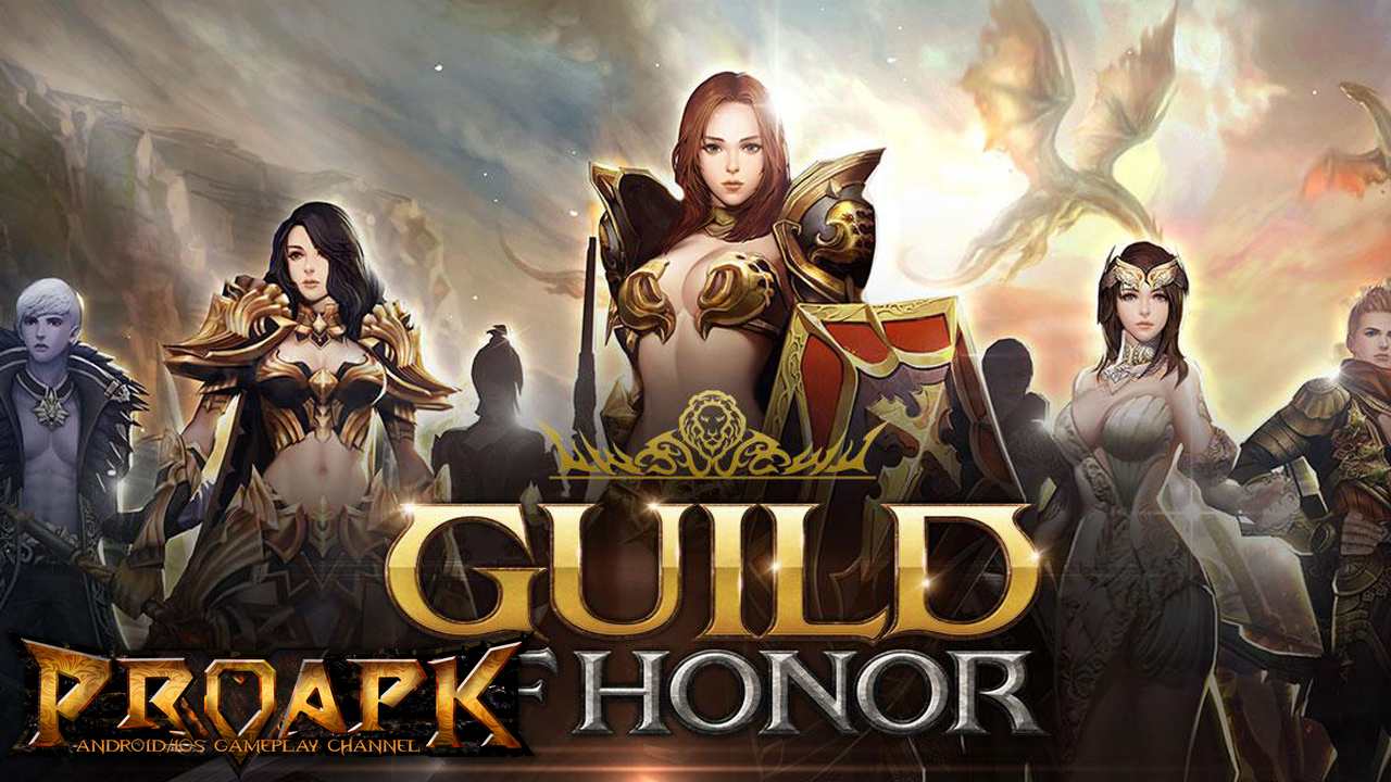 Guild of Honor : Guardians