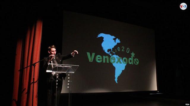 MUNDO: Venexodo 2020: Por segundo año, jóvenes se solidarizan con Venezuela en Miami.
