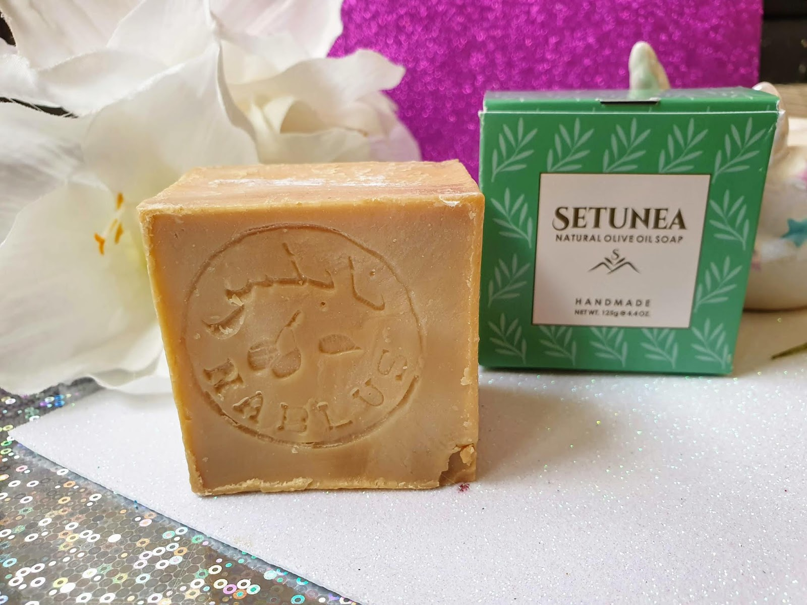 Setunea Natural Olive Oil Soap