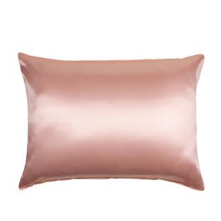 fronha de seda rosa para cabelo anti frizz
