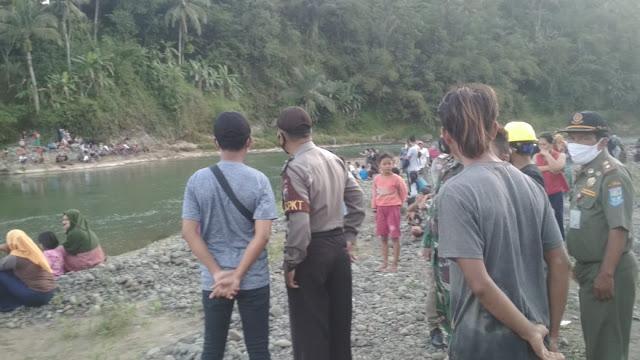 Seorang Remaja Asal Kaligondang Tenggelam di Sungai Gintung