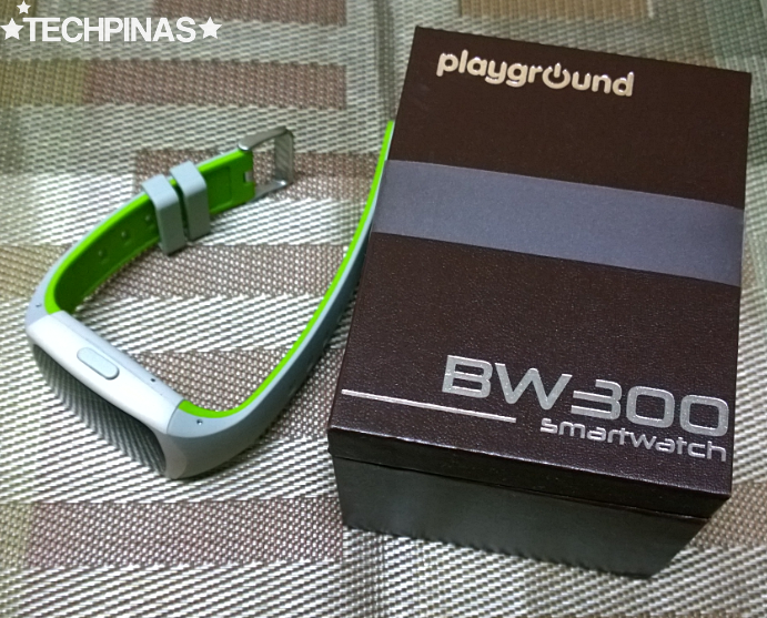 Playground BW300 Smartwatch