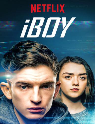 iBoy (2017) [BDrip Latino] [Ciencia Ficcion]