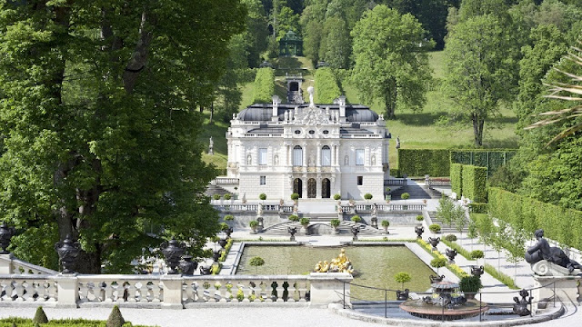 Castelo de Linderhof