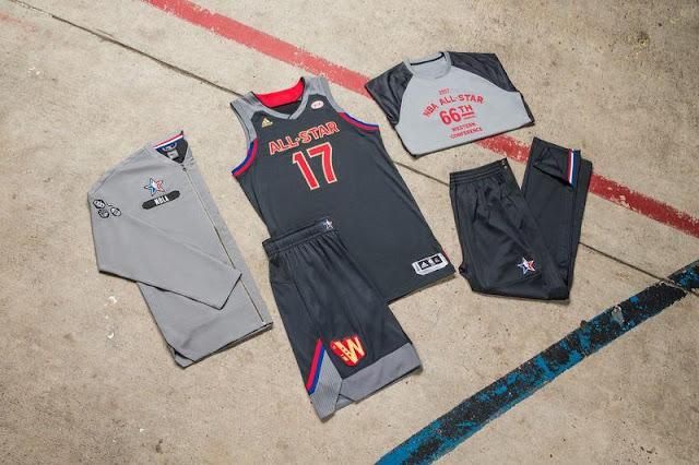 Áo bóng rổ All Star cực đẹp