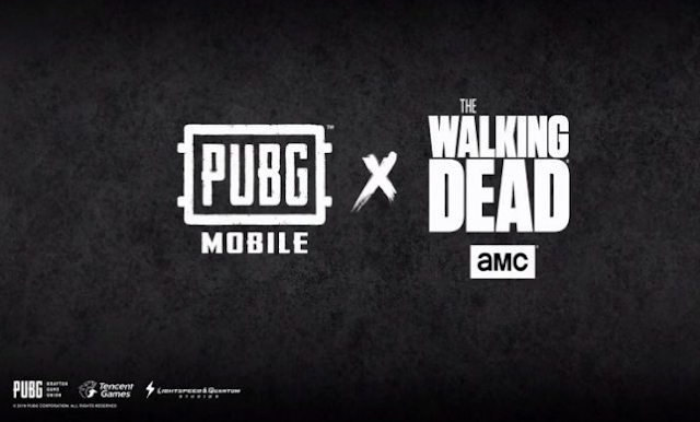 PUBG Mobile 0.14.5 Update Mode Zombie dan The Walking Dead Style Zombie