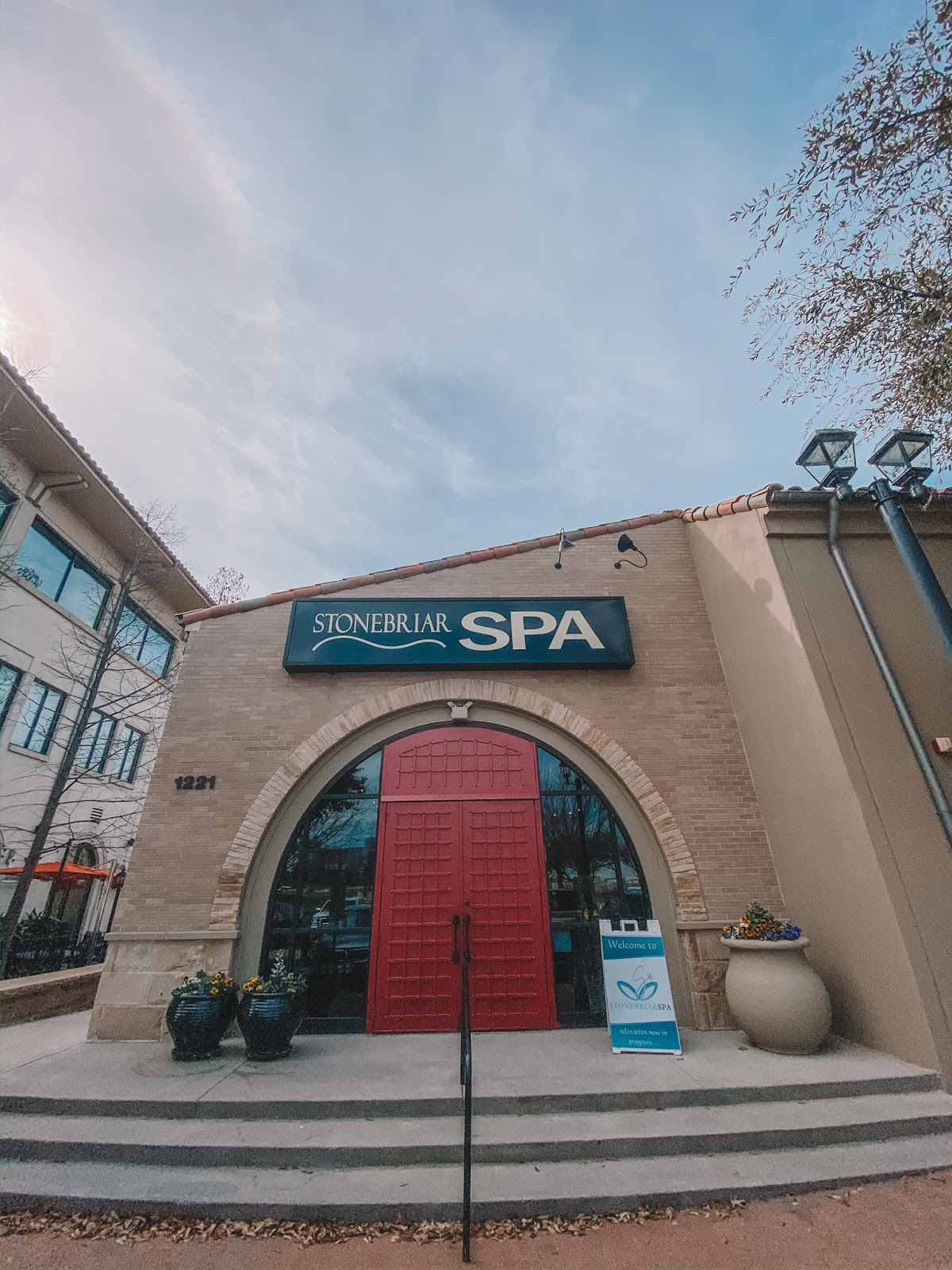the Stonebriar Spa in Frisco, Texas, is the place to be for relaxation and pampering