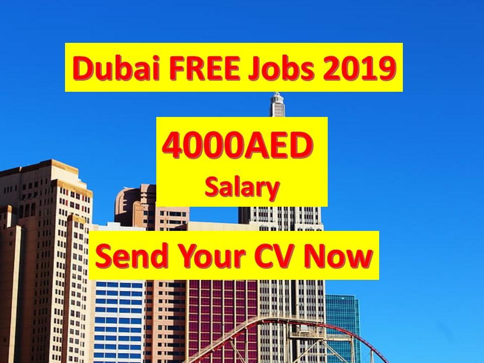 Dubai Jobs With Visa And Accommodation 2019 Jobs In Dubai For Foreigners Jobsindubai