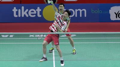 Menghitung Peluang Ganda Putra Indonesia di Asian Games 2018