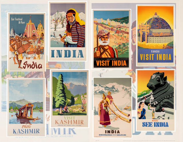 Images of the Exotic: Posters of India from the Golden Age of Travel