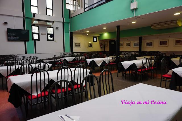 Restaurante Casa Extremadura de Getafe